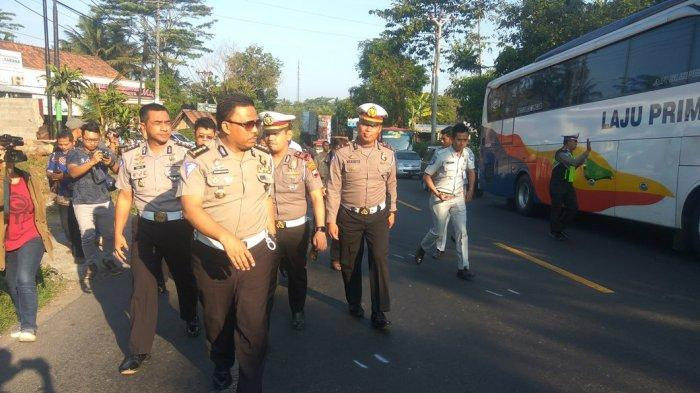 Sopir Mobil Avanza Diduga Tertidur Sekejap - Hasil Dugaan Sementara Penyebab Laka di Klero Tengaran