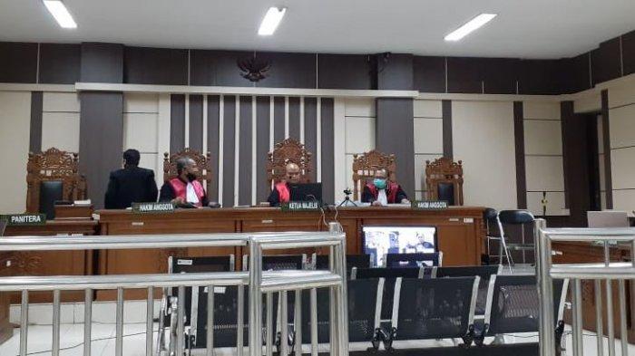 Jaksa Tuntut Mantan Pegawai Dishub Kota Semarang Pidana 5 Tahun Penjara