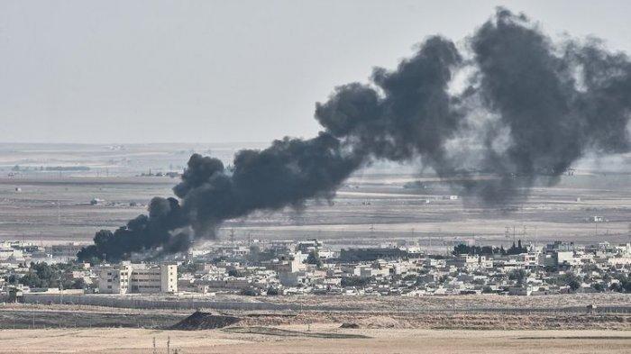200 Militan di Suriah Tewas Akibat Serangan Udara Rusia