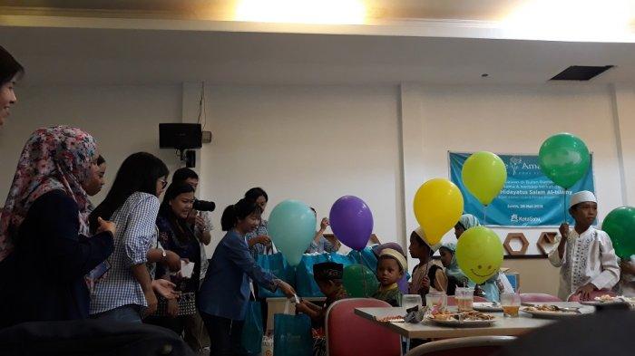 Estafet Kebaikan KotaSatu Property di Bulan Ramadan