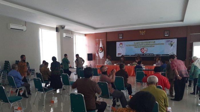 KPU Kabupaten Semarang Berencana Pinjam Thermo Gun Aparat Desa Pas Coblosan di TPS