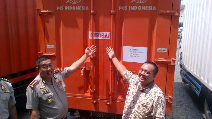 KPU Kota Semarang: Tiga Kecamatan Lokasi Distribusi Surat Suara Dipindah