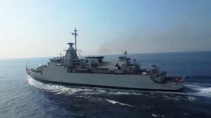 TNI AL Kirim Kapal Perang KRI Malahayati 362 untuk Latma Singapura di Batam & Laut Natuna