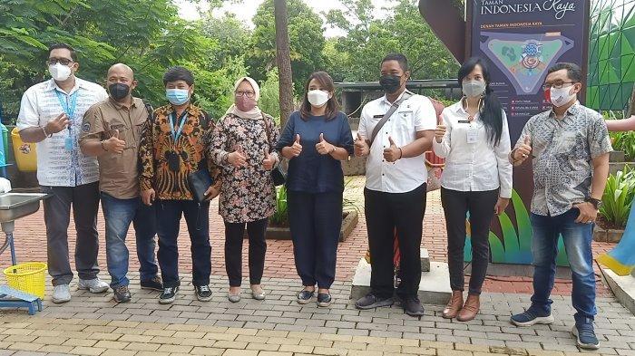 Krisseptiana Hendrar Prihadi Apresiasi Bantuan Wastafel dari YOUTAP bagi Kota Semarang