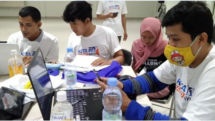 Tanggapi Santai Klaim Paslon Lawan dalam Pilkada Rembang, Harno-Bayu: Kami Tak Terpengaruh