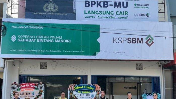 KSP Sahabat Bintang Mandiri Buka Cabang di Jalan Sudirman, Kecamatan Godon, Grobogan