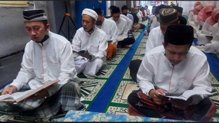 Peringati Nuzulul Qur'an, Napi Rutan Kelas II B Kota Salatiga Ikuti Khataman Alquran