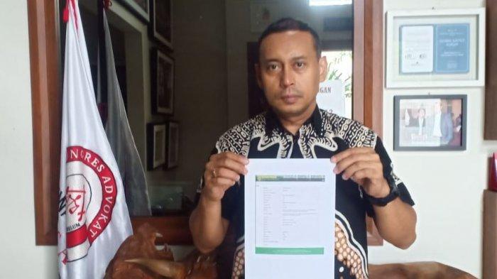Hakim Mahkamah Agung Tolak Permohonan Peninjauan Kembali Agnes Siane
