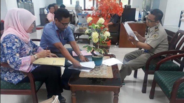 Sejumlah Pedagang Kanjengan Laporkan Kepala BPN Semarang dan Wali Kota Semarang Karena Ini