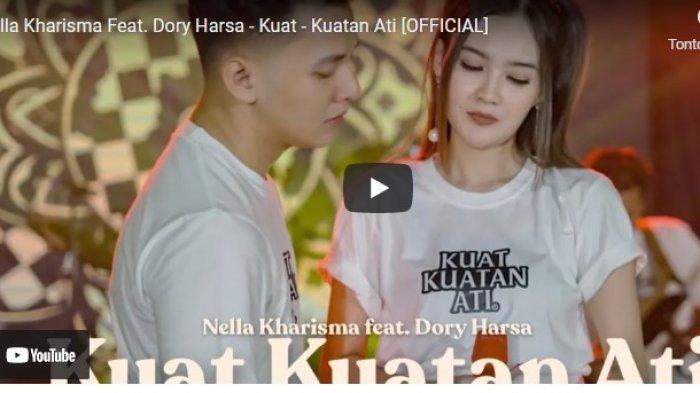 Chord Kunci Gitar Kuat-kuatan Ati Nella Kharisma ft Dori Harsa