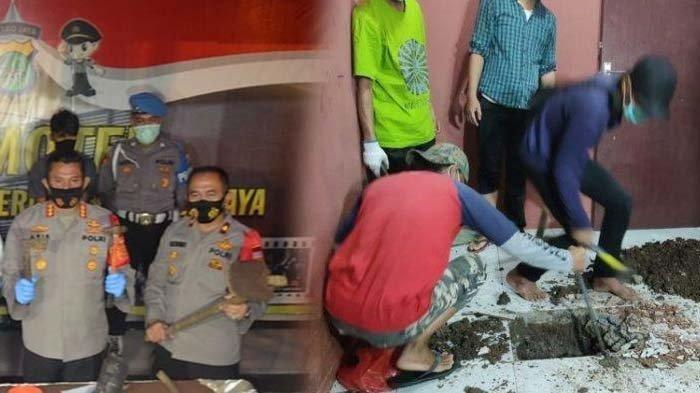Status Pacar Tukang Bakso yang Kubur Kakak di Dubin Kontrakan Depok: Calon Istri Sultan