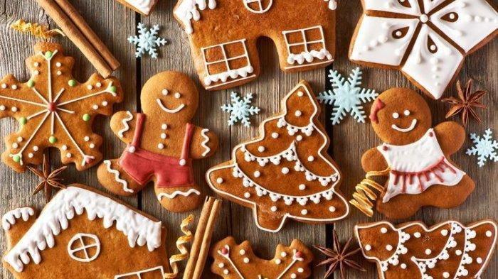 Resep Kue Jahe Sajian Spesial Natal