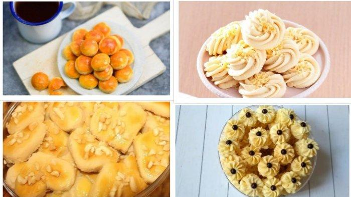 Enam Resep Kue Kering Suguhan untuk Hari Raya Lebaran