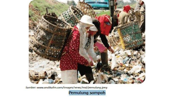 Kunci Jawaban Tema 2 Kelas 5 SD Halaman 104 105 106 107 108 Subtema 3 Mengatasi Sampah Lingkungan