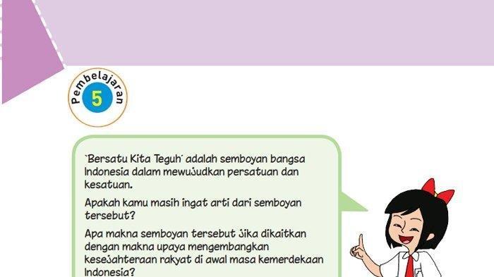 Kunci Jawaban Tema 2 Kelas 6 Halaman 132 135 136 Buku Tematik Subtema 3 Pembelajaran 5