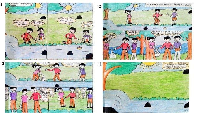 Kunci Jawaban Tema 3 Kelas 5 SD Halaman 22 23 24 Subtema 1 Hubungan Timbal Balik Manusia