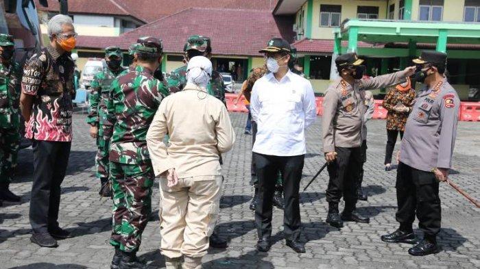 Asrama Haji Donohudan Boyolali akan Jadi RS Darurat Covid, Pekerjaan Ditarget Selesai Dua Pekan