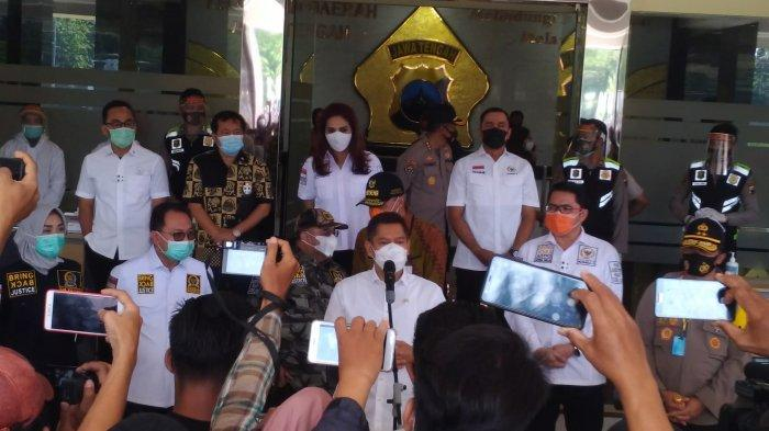 Komisi III DPR RI Minta Sanksi Pelanggar Protokol Kesehatan Diseragamkan