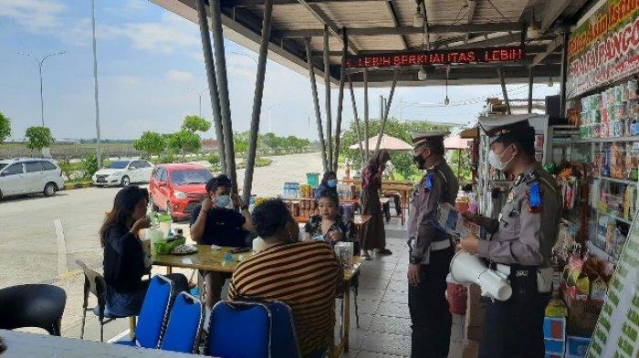 Berikut 3 Titik Rest Area Jalan Tol di Wilayah Kabupaten Tegal yang Ada Pos Tangguh PPKM Mikro