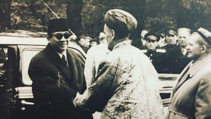 Ketenaran Bung Karno di Rusia Bikin Orangtua Namai Anaknya Sukarno