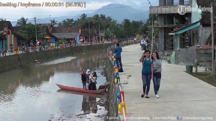 Kunjungilah Desa Bejalen di Ambarawa Dekat Benteng Pendem, Pasti Terpesona, Ini Videonya