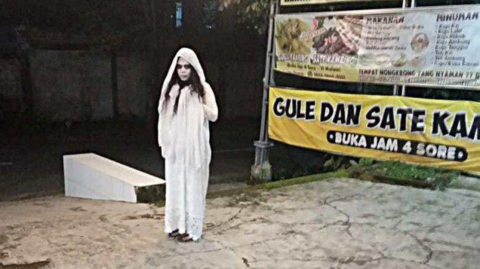 Kades Bilang Sudah 3 Pemudik Nangis Ditampaki Sosok Gaib di Rumah Karantina Berhantu Sragen