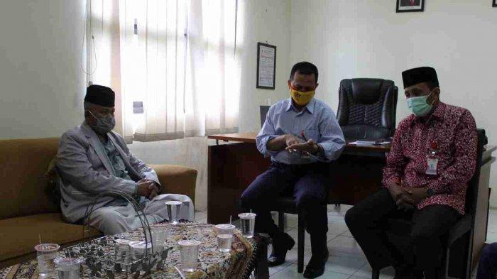 Universitas Ivet Semarang Terima Kunjungan Ponpes Darul Ulum Sayung