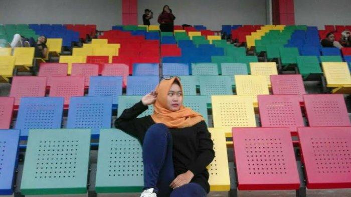 Kursi Pelangi di Stadion Tri Lomba Juang Semarang, Bisa Pilih Tempat Duduk Sesuai Suasana Hati - Tribun Jateng