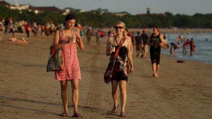Indonesia Izinkan Warga di 18 Negara Berwisata ke Bali