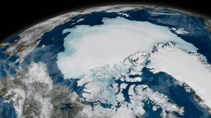 Astaga 4 Kota Di Indonesia Ini Terancam Jika Es Di Kutub Mencair Tribun Jateng