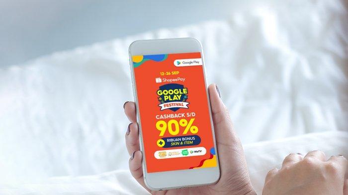 ShopeePay Luncurkan Google Play Festival Fasilitasi Kebutuhan Hiburan Masyarakat Saat Pandemi