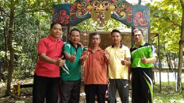 Pesiapan Kecamatan Tegal Timur Meriahkan Kwarcab Kota Tegal