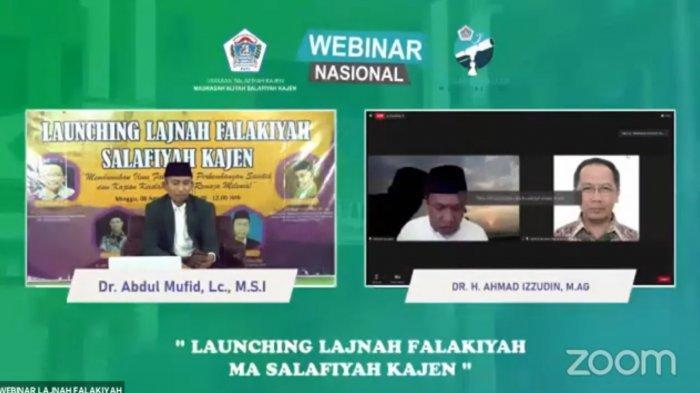 Lajnah Falakiyah Salafiyah Kajen Pati Diharapkan Tarik Minat Pemuda Pelajari Ilmu Falak