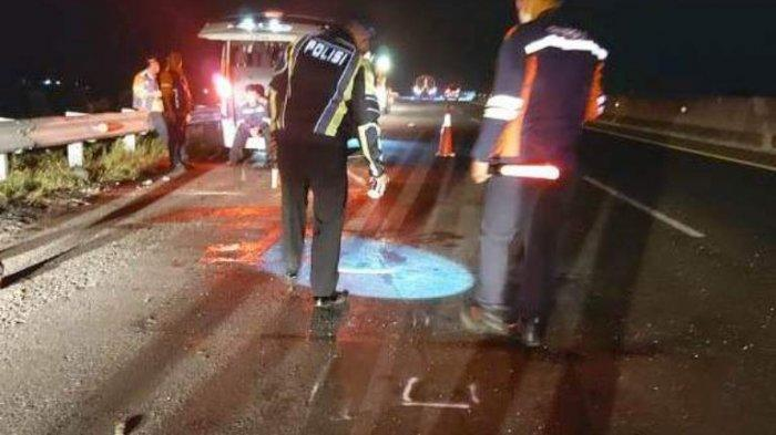 5 Orang Terluka, Rombongan Anggota DPRD Kabupaten Sukoharjo Terlibat Kecelakaan di Tol Pemalang,