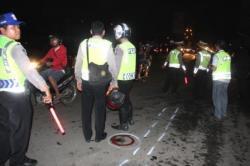 Dua Perempuan Tewas Ditabrak Bus di Semarang