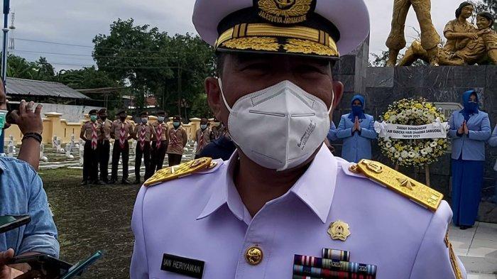TNI AL Pastikan Kondisi Mental Tim SAR Pencari Sriwijaya Air SJ182 Baik