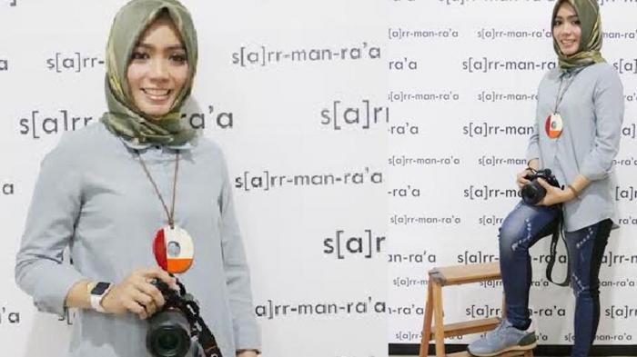 Desainer Sekaligus Pemilik Sarmanraa Ramaikan Industri Busana Muslim Nasional