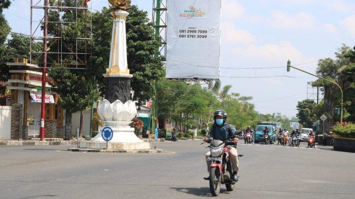 PPKM Darurat, 4 Ruas Jalan Utama Kota Banjarnegara Ditutup mulai Malam Ini