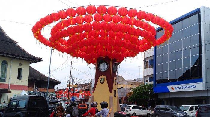Solo Imlek Festival 2021 Resmi Ditiadakan, Tidak Ada 5.000 Lampion di Pasar Gedhe
