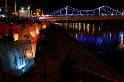 Ratusan Lampion Semarakkan Banjir Kanal Barat Festival