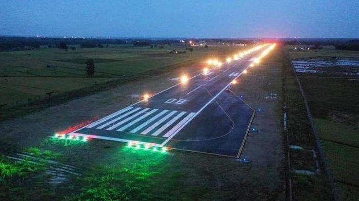 Pemkab Blora Matangkan Rencana Rute Penerbangan Citilink di Bandara Ngloram Cepu