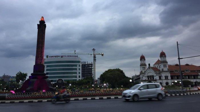 Waspada Hujan di Semarang Hari Ini, Berikut Prakiraan Cuaca dari BMKG Kamis 10 Juni 2021