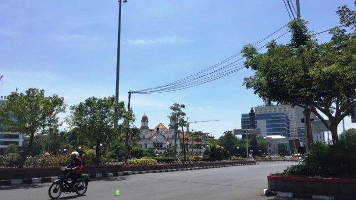 Prakiraan Cuaca Semarang BMKG Jumat 4 Juni 2021, Wilayah Gunungpati Berpotensi Hujan Sore Hari