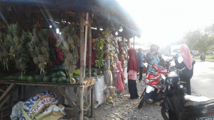 Lapak Pedagang Timun Suri di Kabupaten Tegal Mulai Bermunculan, Berkah Dadakan Selama Ramadan