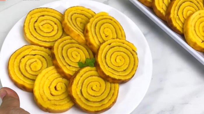 Resep Lapis Legit Gulung, Kue Nikmat Cocok untuk Hantaran