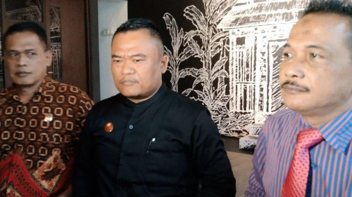 Sugiyono ke Polda Jateng, Laporkan Pemukulan Saat Penggusuran Cebolok