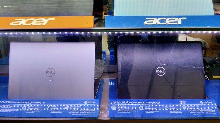 Referensi Laptop Harga Rp 7 Jutaan Bulan April 2021, Dell Lenovo HP Acer