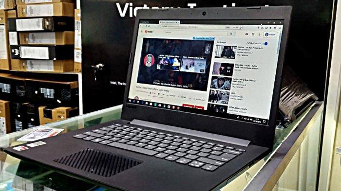 Daftar Harga Laptop Lenovo Juni 2020 Dan Spesifikasinya Mulai Rp 3 Jutaan Tribun Jateng