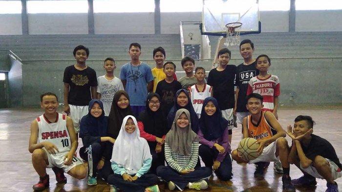 Ini Kunci Sukses Raih Emas Bola Basket di Popda Kota Tegal 2018