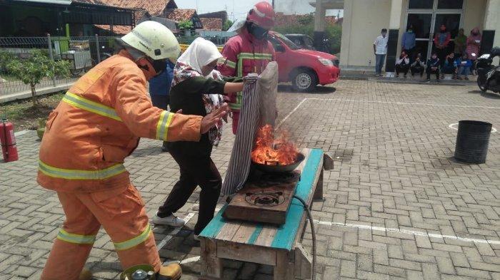 Damkar Kota Pekalongan Catat 14 Kebakaran dari Januari-Juli 2021